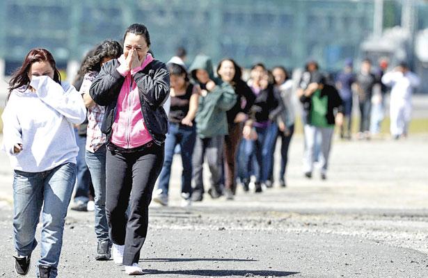 Deportados de EU, 1,991duranguenses en el año