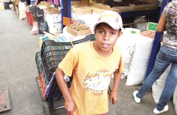 Arrancan combate al trabajo infantil