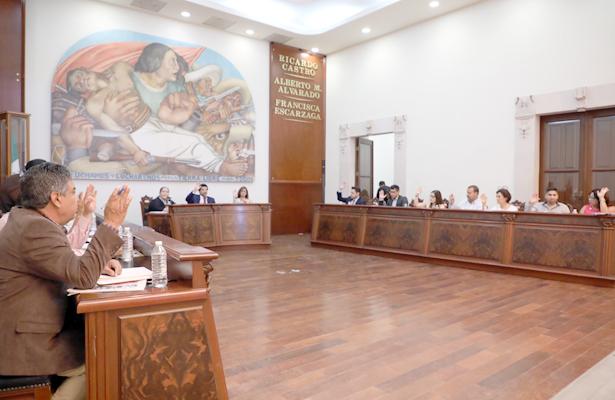 Desarrollo de Durango requiere de esfuerzo entre los regidores que representan a la ciudadanía