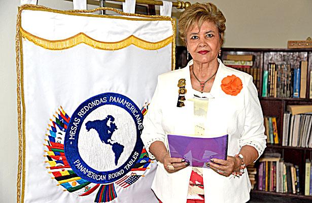 Homenaje a Colombia en la junta de la MRP