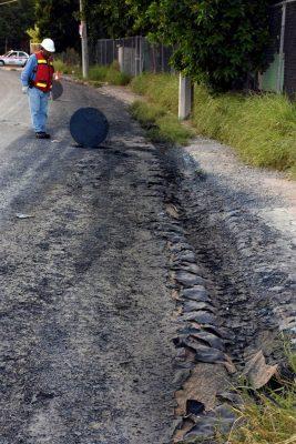 Clausura de industria por inundación con aguas residuales contaminantes en G.P