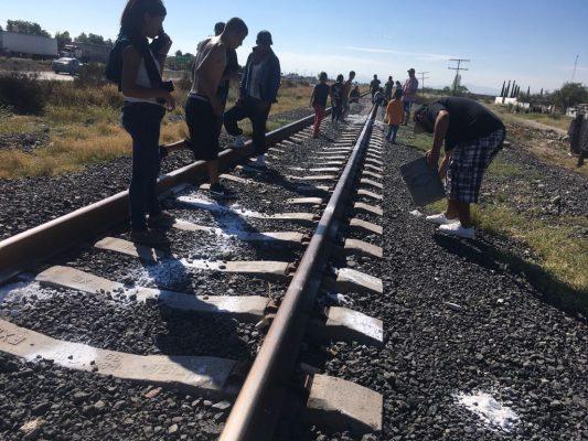 Lo despedazó el tren, en Gómez Palacio
