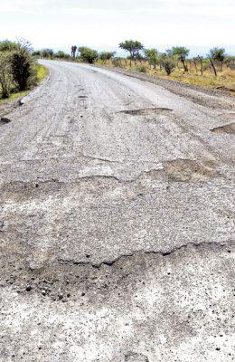 Se aplicarán 12 mdp del FME enrehabilitación de tramo carretero