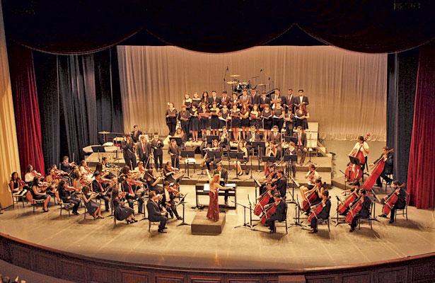 La Academia de Música Cesaretti ha ganado un terreno muy importante en la comunidad cultural duranguense gracias a los extraordinarios conciertos que ofrece durante el año.