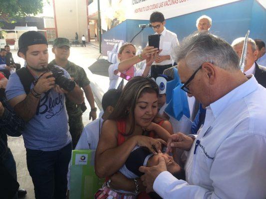 el objetivo es reforzar la vacunación permanente