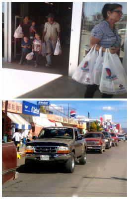 Vendedores foráneos reportaron bajas ventas en la feria de Penón