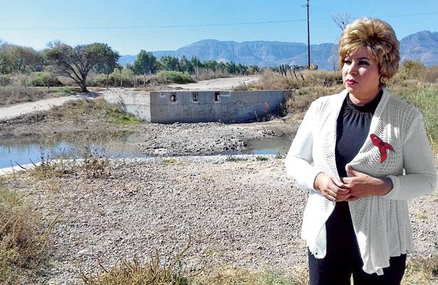 Reconstruirán puente a San José de Gracia