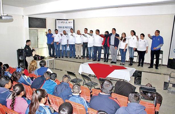 Consuman la creación de Consejo Municipal de Cuencamé