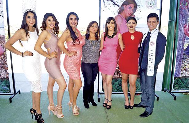 Presenta el ITSSP candidatas a reina