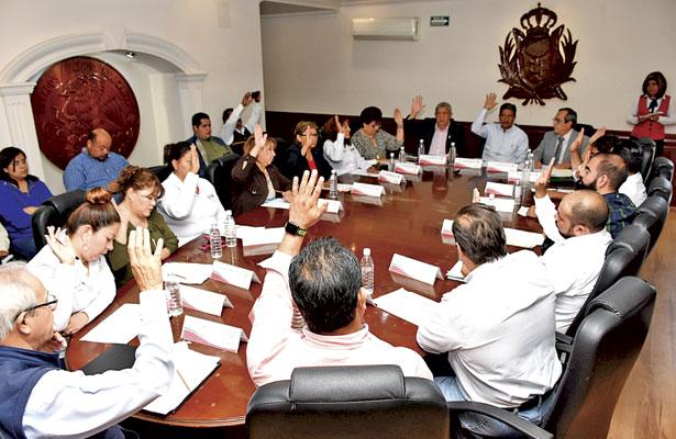 Autoriza Cabildo de Gómez modificar plan de obras