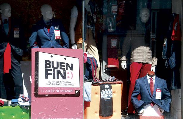 Participarán 3 mil comercios en el Buen Fin 2017