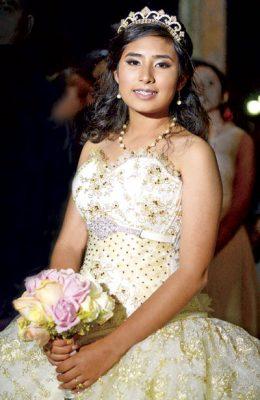 Amy Daniela linda quinceañera