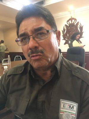 Deja León Campos la delegación del INM