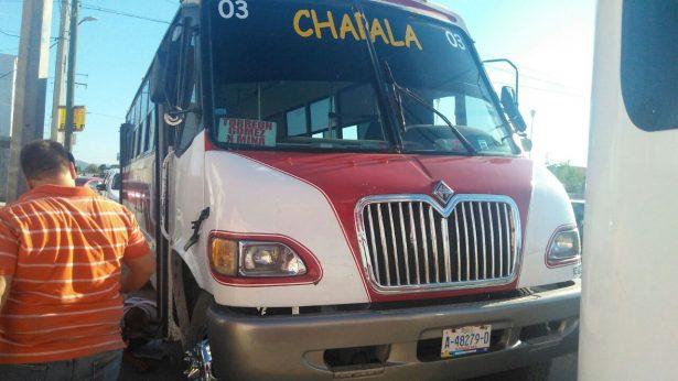 """Autobús de los """"rojos"""" arrolla y mata a mujer"""