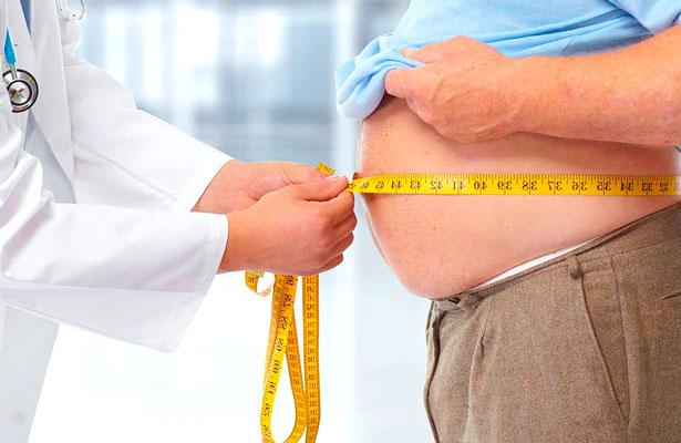 Duranguenses, conelevados índicesde sobrepeso