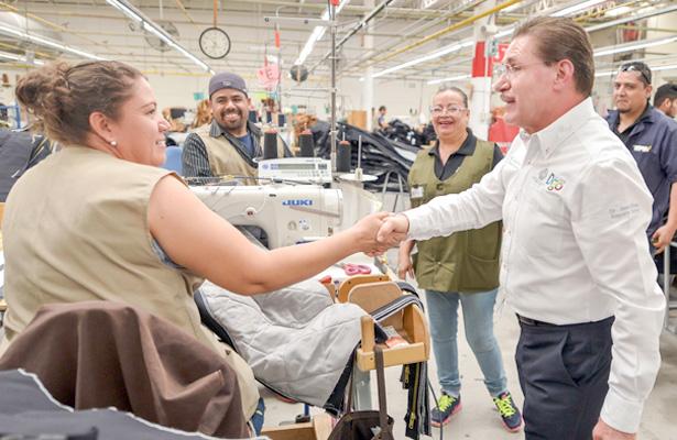 Durango, estado con mayor aumento salarial del país