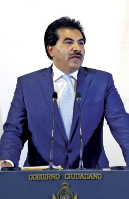 Disminuye Municipio 100 mdpla deuda de largo plazo: JREH