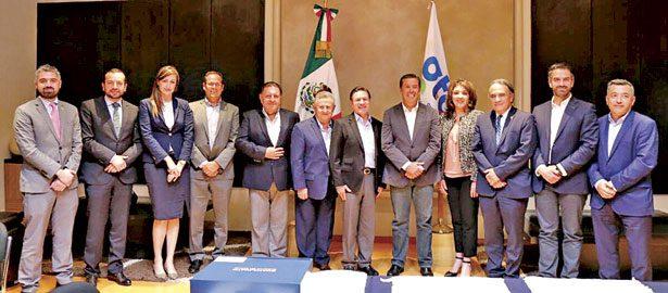 Durango y Guanajuato comparten experiencias exitosas de desarrollo