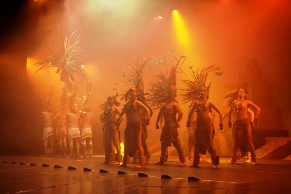 Azteca Spirit revivió la conquista de México