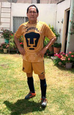 Muere uno de los mejores futbolistasamateur, Héctor Meraz Zamora