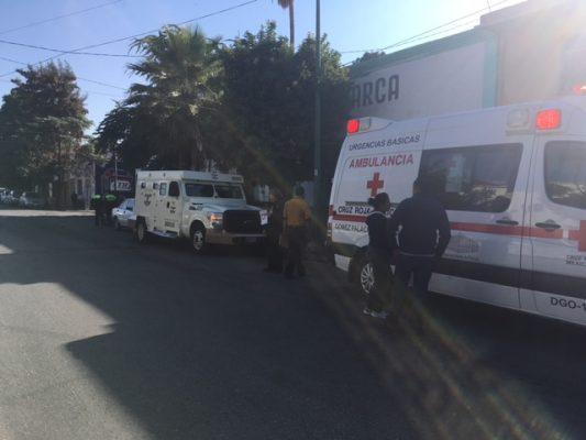 Chocan camioneta y camión de valores; 1 herido