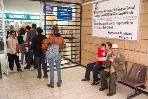 Encausa el IMSS almes a 436 afiliados atratamiento psiquiátrico