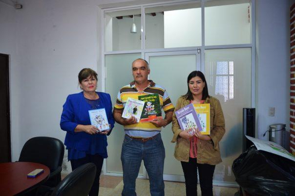 Apoya Ayto. de Poanas a destacado profesor