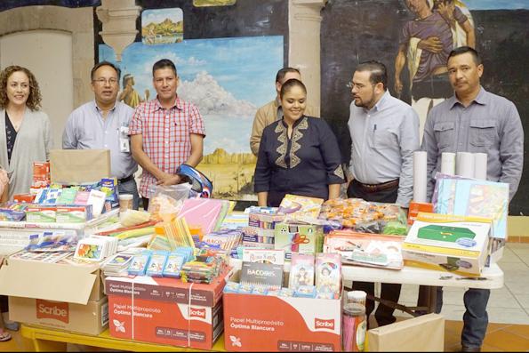 Entregan el Fondo de Apoyo a Migrantes en S. Papasquiaro