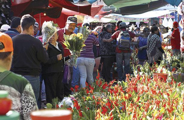 Registra saldo blanco romería del 2 de noviembre en panteones
