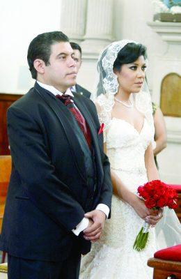 Boda de Elizabeth y Marco Antonio