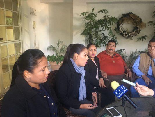 Rechazan priistas de Mapimí imposición de dirigencia municipal