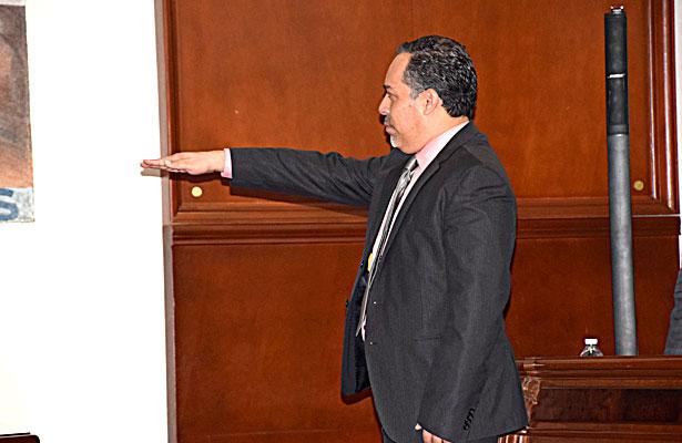 Renuncia Juez Administrativo Municipal