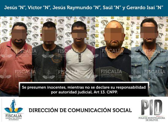 Cae banda de secuestradores homicidas