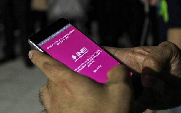 INE aprobará ampliar plazo para recabar firmas y cambios a app
