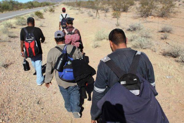 Ya son 473 indocumentados rescatados en Durango