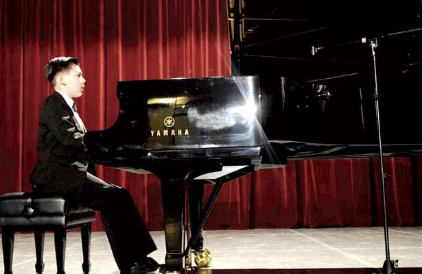Comienza el Concurso Nacional de Piano