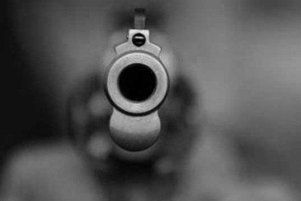 Joven herido por bala perdida