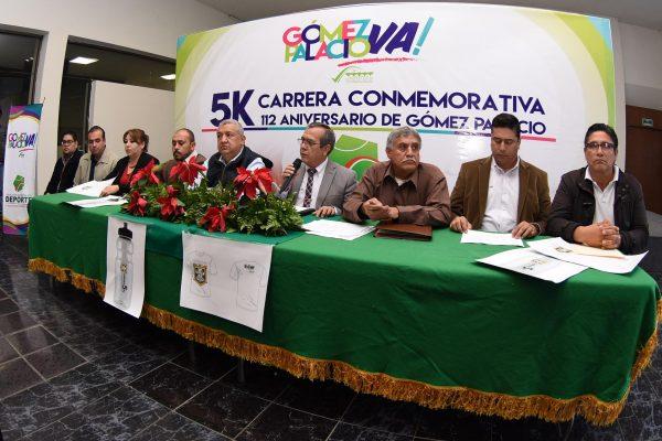 Celebrará Gómez su CXII aniversario como ciudad