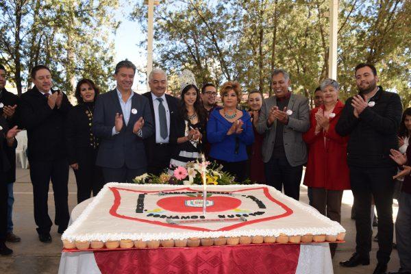 Celebró su 60 aniversario la secundaria Mariano Balleza