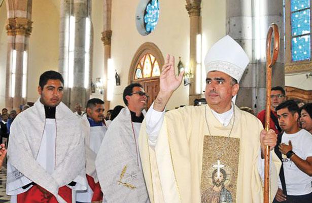 Vivamos la Navidad en armonía: Obispo