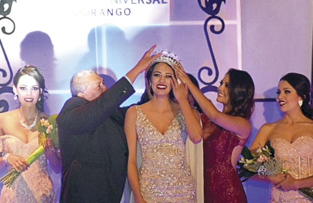 "Idaly Ayala gana certamen ""Mexicana Universal"""