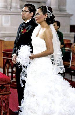 Matrimonio de Lizzet y Héctor