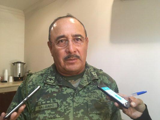 Un error conceder amnistía a narcotraficantes: comandante Salgado Castañeda
