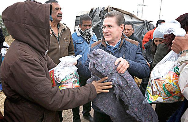 Solicita Gobierno declaratoria de emergencia para 27 municipios