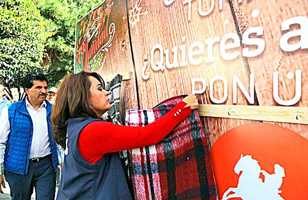Inicia DIF Municipal campaña de colecta de ropa abrigadora