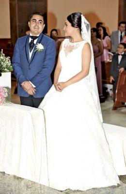 Emotiva boda de Ana y Jaime
