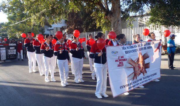 Conmemoran en GP el Día Internacional de la luchacontra el SIDA