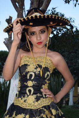 CANATLÁN, Dgo. (OEM).- Mardia Silerio Ruiz es una destacada porrista que hoy se hace presente en El Sol.