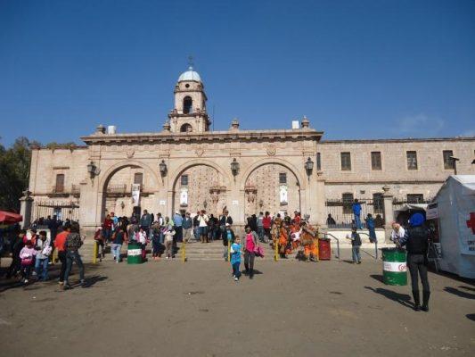 Católicos celebranhoy a la Virgende Guadalupe