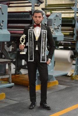 Pedro Luis Díaz triunfó en el Mr. Teen América Internacional 2017